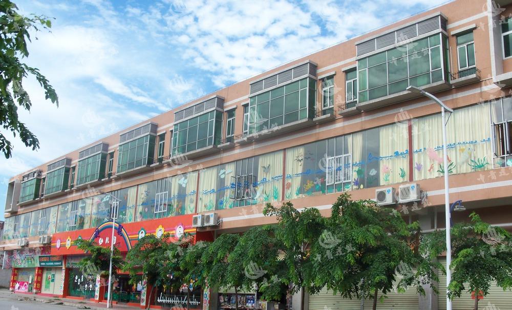 東城童嘉樂幼兒園教學樓、綜合樓加固實例