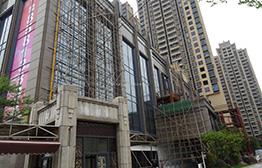厚街橙天國際電影城結構改造工程實例